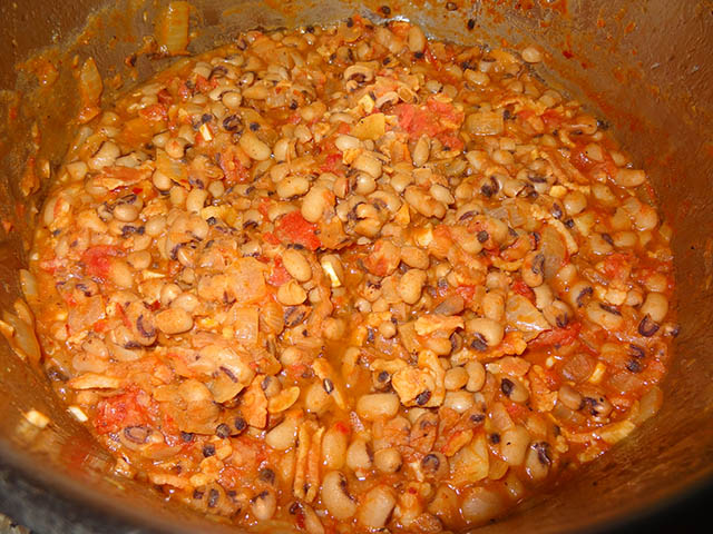 Hoppin' Johns Black Eyed Peas