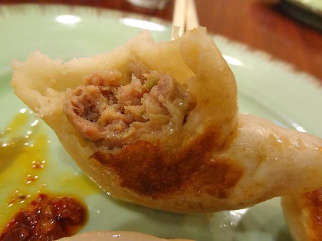 05 Pan Fried Dumplings – Congee Bowery | ME SO HUNGRY