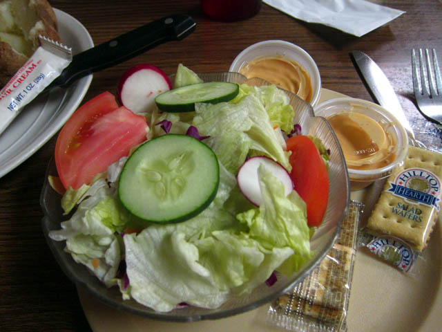 09 Dad's_salad | ME SO HUNGRY