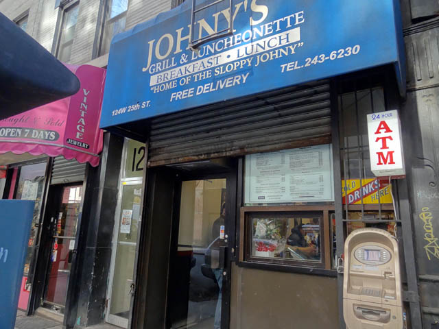 01 Johny's Grill & Luncheonette