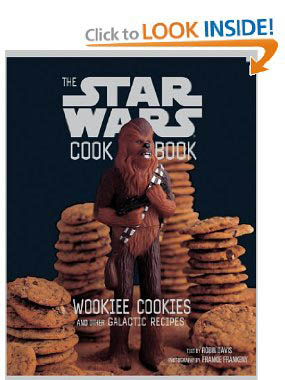 01 The Star Wars Cookbook The Star Wars Cookbook   Wookie Cookies