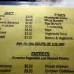 04 menu Lomzynianka 150x150 Lomzyniankas White Borscht Soup