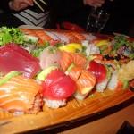 12 Sushi Love Boat for 4 Sapporo Haru 150x150 Sapporo Haru   Free Unlimited Hot Sake