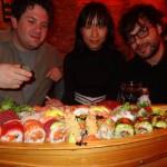 13 Sushi Love Boat for 4 Sapporo Haru 150x150 Sapporo Haru   Free Unlimited Hot Sake