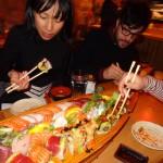 15 Sushi Love Boat for 4 Sapporo Haru 150x150 Sapporo Haru   Free Unlimited Hot Sake