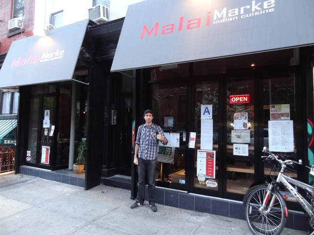 01 Malai Marke Indian Restaurant