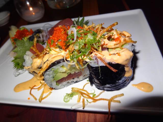 01 Sushi - Suzume