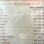 03 Tequila menu Rosarito Fish Shack 150x150 Rosarito Fish Shacks Shack Stew