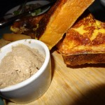 05 Chicken liver mousse sourdough french toast points Potlikker 150x150 Potlikker