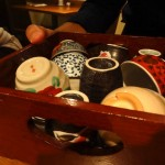 07 Sake cups - Ootoya