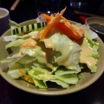 07 Salad Wasabi Restaurant 150x150 Wasabi Restaurant – Free Unlimited Hot Sake