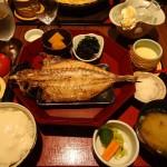 10 Grilled Mackerel - Ootoya