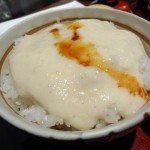 13 Rice with Grated Japanese Yam - Ootoya