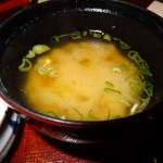 15 Miso Soup - Ootoya