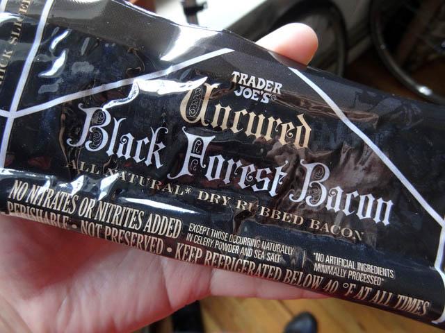01 Trader Joe's Uncured Black Forest Bacon