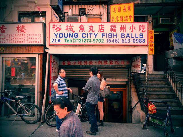 01 Young City Fish Balls