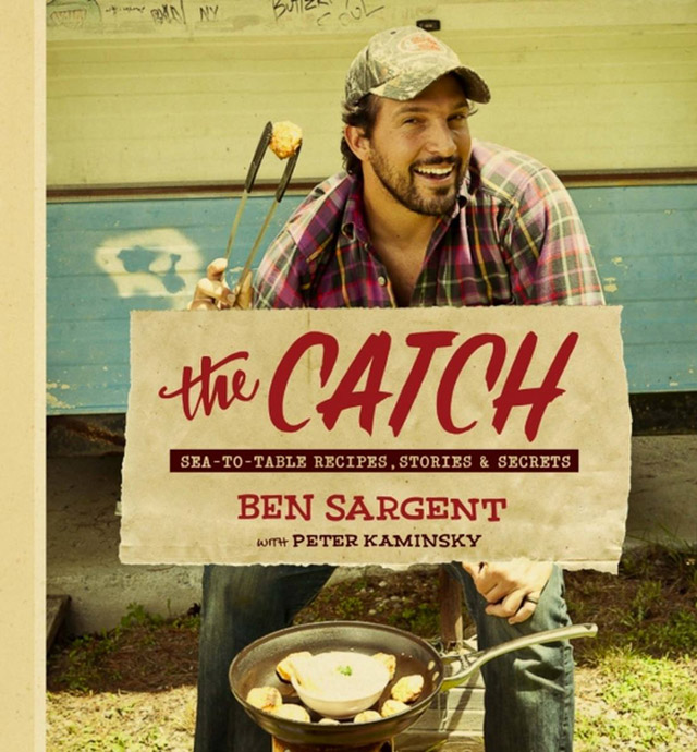 01 Ben Sargent The Catch book Ben Sargents new book: The Catch