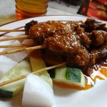 06 Satay Chicken Skewers with Peanut Sauce Sanur 150x150 Sanur Indonesian & Malaysian Food