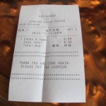 15 DE receipt 150x150 Tio Wally Eats America: Dancing Eagle Restaurant & Casino
