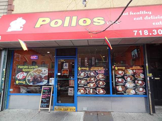 01 Pollos USA Restaurant