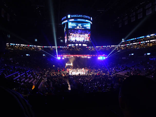 01 Barclays Center Boxing Match