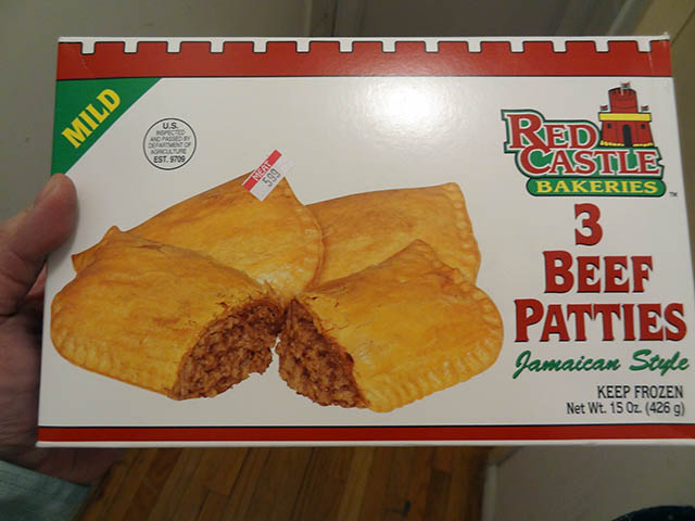 01 Red Castle Beef Patties