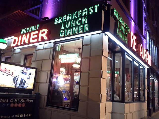 01 Waverly Diner