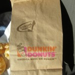 03 DD bag 150x150 Tio Wally Eats America: Dunkin' Donuts French Crullers