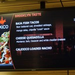 06 Calexico menu Barclays Center 150x150 Food at Barclays Center