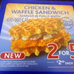 03 White Castle Chicklen and Waffle Sandwich 150x150 White Castles Chicken & Waffle Sandwich