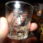 16 Psy shot glass 150x150 Barn Joo Korean Restaurant