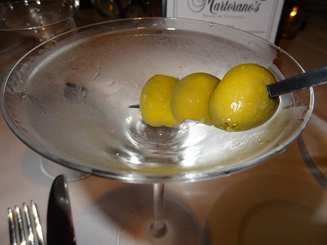 02 Yo Cuz Martini Martoranos Martorano's (Atlantic City)
