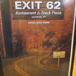 09 Exit 62 menu 150x150 Tio Wally Eats America: Exit 62 Restaurant & Truck Plaza