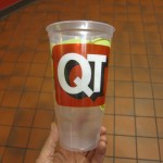 25 QT cup 150x150 Tio Wally Eats America: QuikTrip
