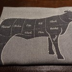 02 Cow meat napkin Guy Fieris Chophouse 150x150 Guy Fieris Chophouse: Welcome to Flavortown!