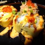 05 Crab Rangoon Sushi Roll Mien Noodles 150x150 Harrahs Casino (Philly)
