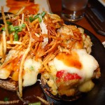 06 BBQ Stuffed Mushrooms Guy Fieris Chophouse 150x150 Guy Fieris Chophouse: Welcome to Flavortown!