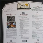 07 Pasty menu sign 2 150x150 Tio Wally Eats America: SloCo Pasty Company