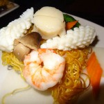 08 Miniature Seafood Pan Fried Noodles Mien Noodles 150x150 Harrahs Casino (Philly)