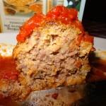 09 Half Pound Meatball Buca di Beppo 150x150 Buca di Beppo Italian Restaurant