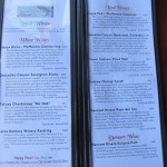 15 Pasty wine menu 150x150 Tio Wally Eats America: SloCo Pasty Company