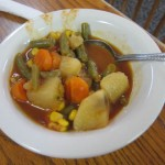 20 Sams veggie soup 150x150 Tio Wally Eats America: Sam's Original Restaurant & BBQ