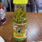 24 Sams vinegar 150x150 Tio Wally Eats America: Sam's Original Restaurant & BBQ