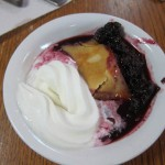 28 Sams raspberry cobbler 150x150 Tio Wally Eats America: Sam's Original Restaurant & BBQ