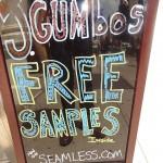 02 Free Samples J Gumbos 150x150 J. Gumbos