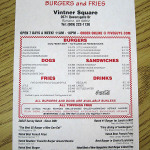 04 Five Guys menu 150x150 Tio Wally Eats America: Five Guys Burgers and Fries