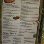 10 Redding menu 5 150x150 Tio Wally Eats America: Lumberjacks Restaurant