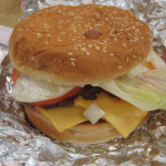 13 Five Guys burger 150x150 Tio Wally Eats America: Five Guys Burgers and Fries