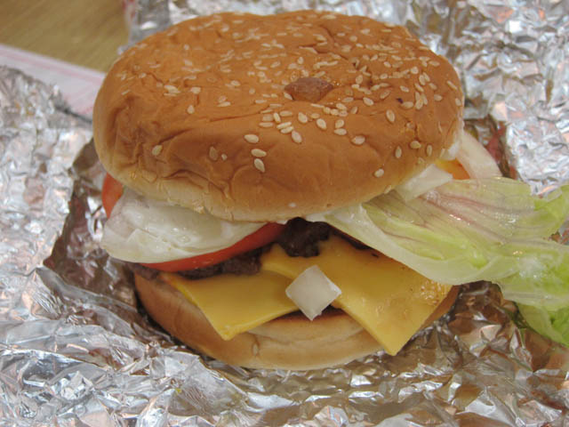 13 Five Guys burger Tio Wally Eats America: Five Guys Burgers and Fries
