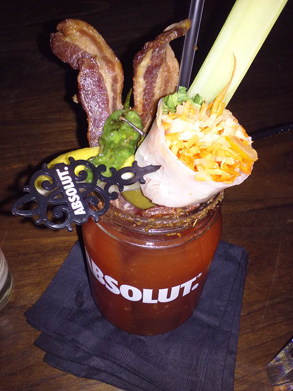 Absolut Bloody Mary 80th Anniversary of the Bloody Mary